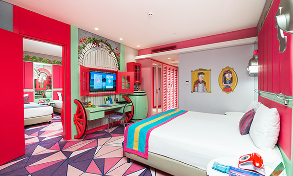 Deluxe Connected Rooms