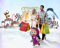 Theme Park Ticket Gift For Your Purchases Of 300TL And Over
