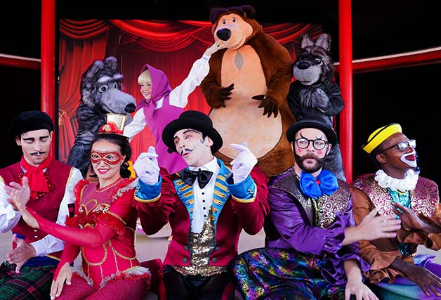 Masha and The Bear Show