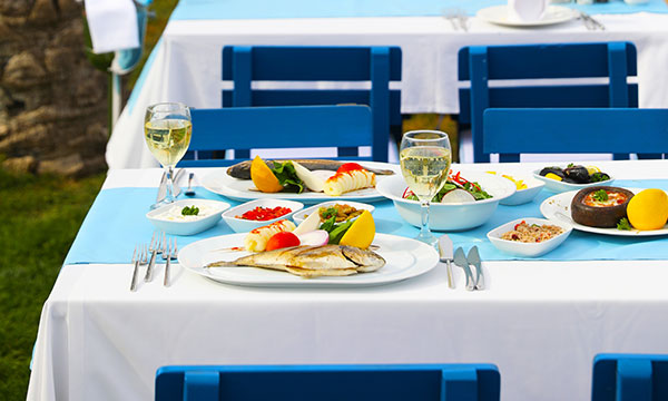 Mermaid A'la Carte Restaurant