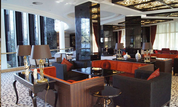 Lounge A'la Carte Restaurant