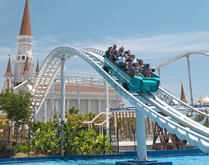 Typhoon Coaster